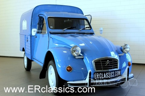 Citroen 2CV AK400 1975 for sale