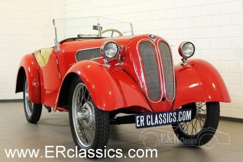 BMW Dixi DA 315 Convertible 1930 for sale