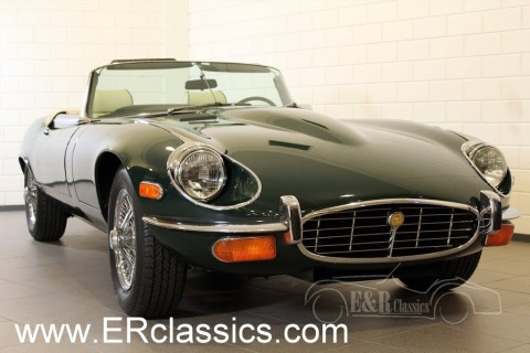 Jaguar E-Type Cabriolet 1972 for sale
