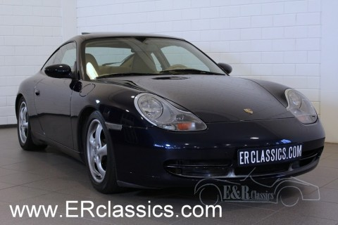 Porsche 911 Coupe 1997 for sale