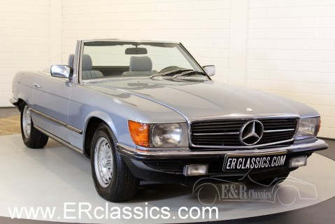 Mercedes Benz SL280 Cabriolet 1983 for sale