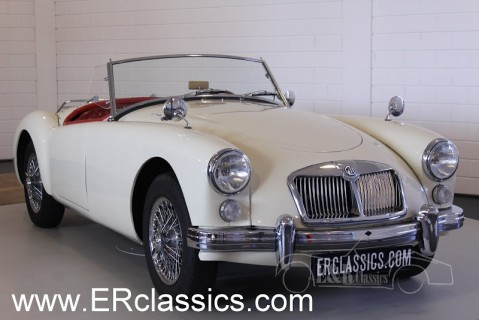 MG MGA Cabriolet 1961 for sale