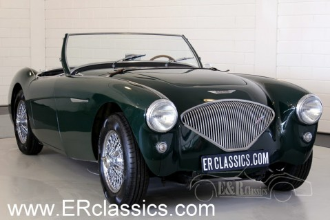 Austin Healey 100-4 Cabriolet 1954 for sale