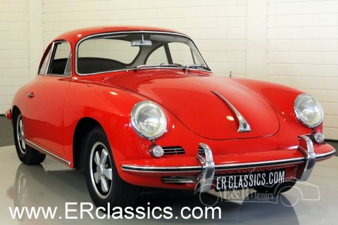 Porsche 356 C Coupe 1965 for sale