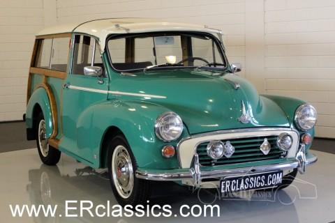 Morris Minor 1000 Traveller 1968 for sale