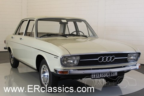 Audi 100S Saloon 1971 for sale