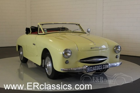 Panhard Dyna Junior Convertible 1954 for sale