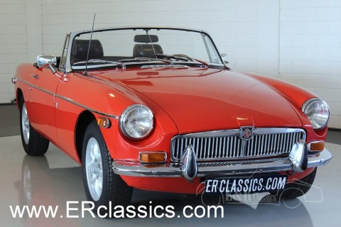 MG MGB Cabriolet 1974 for sale