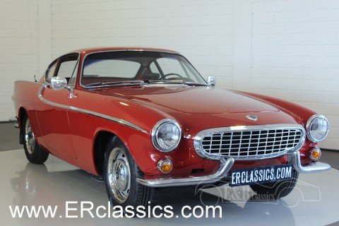 Volvo P1800S Coupe 1963 for sale