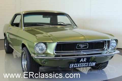 Ford Mustang Coupe 1967 for sale
