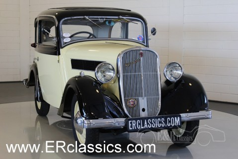 Rosengart LR4N2 Coupe 1934 for sale