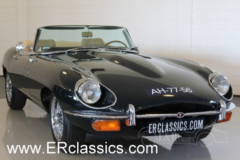 Jaguar E-Type Cabriolet 1971 for sale