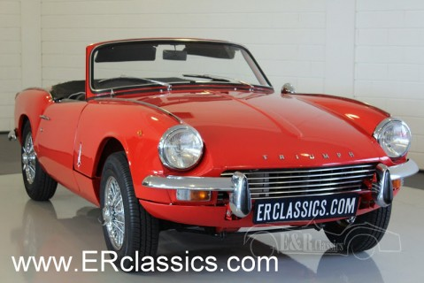 Triumph Spitfire 1967 for sale