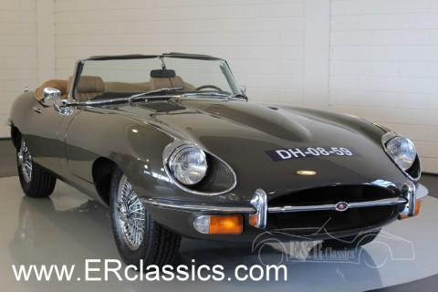 Jaguar E-Type S2 Cabriolet 1970 for sale