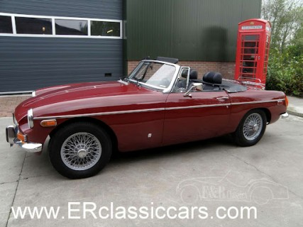 MG 1972 for sale