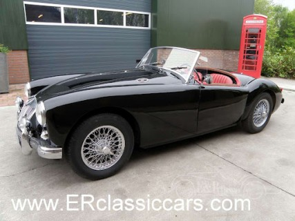 MG 1956 for sale