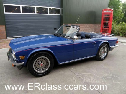 Triumph 1975 for sale