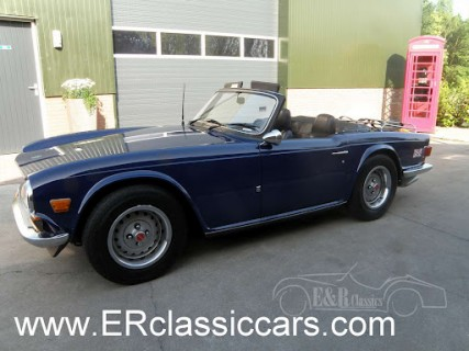 Triumph 1972 for sale