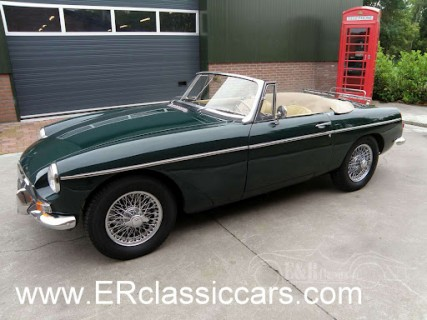 MG 1966 for sale