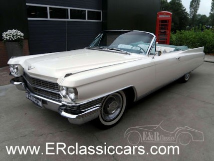 Cadillac 1963 for sale