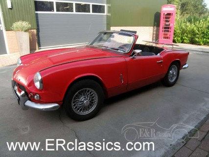Triumph 1966 for sale