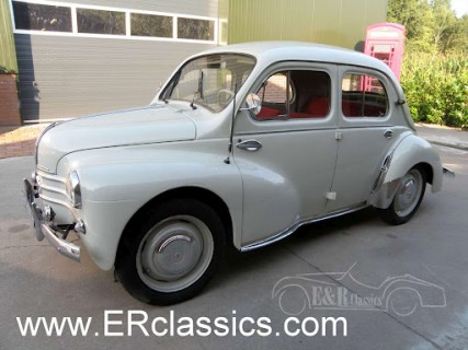 Renault 1958 for sale