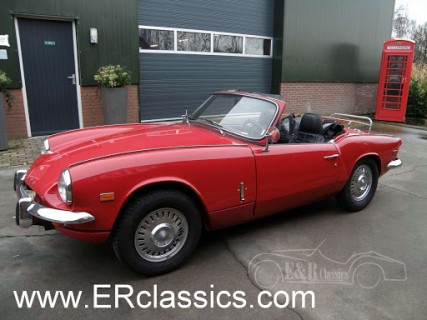 Triumph 1969 for sale