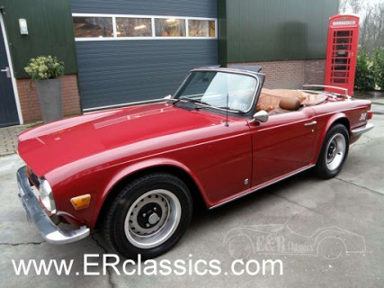 Triumph 1974 for sale