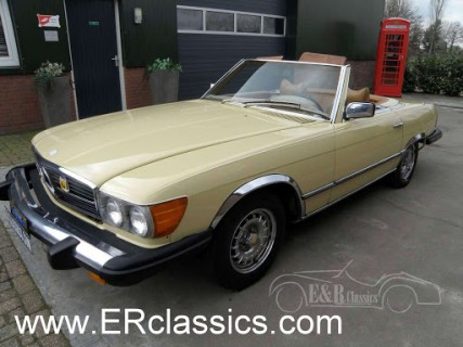 Mercedes 1978 for sale