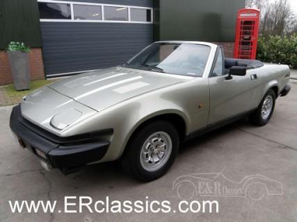 Triumph 1980 for sale