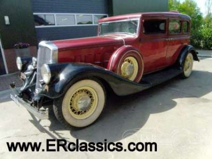 Pierce Arrow 1938 for sale