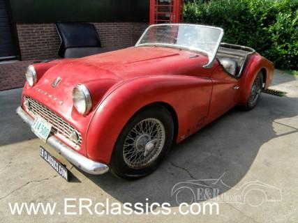 Triumph 1959 for sale