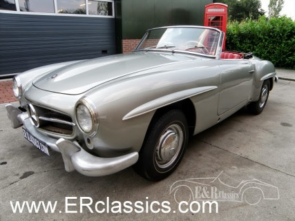 Mercedes 1957 for sale