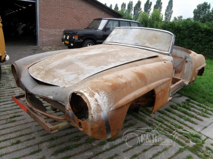 Mercedes 1955 for sale