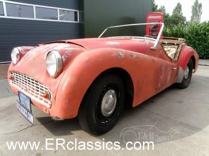 Triumph 1960 for sale