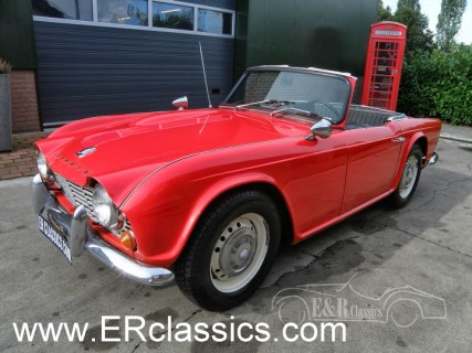 Triumph 1963 for sale