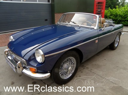 MG 1969 for sale