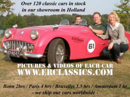 Austin Healey 1324 for sale