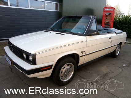 Renault 1986 for sale