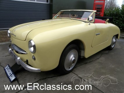 Panhard 1954 for sale