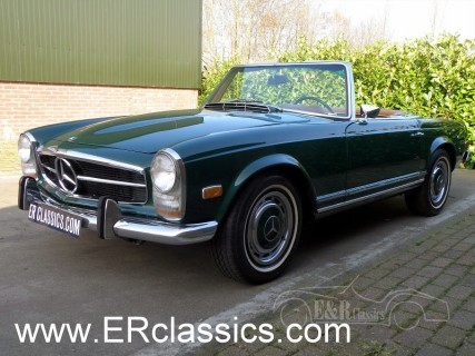 Mercedes 1968 for sale