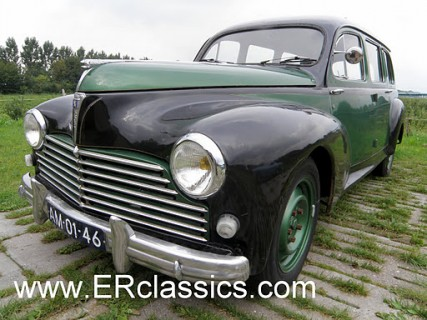 Peugeot 1952 for sale