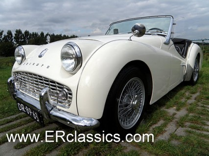 Triumph 1960 for sale