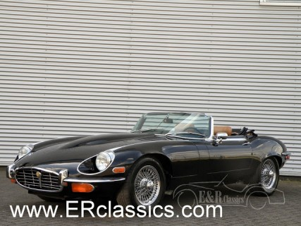 Jaguar E-Type 1972 for sale