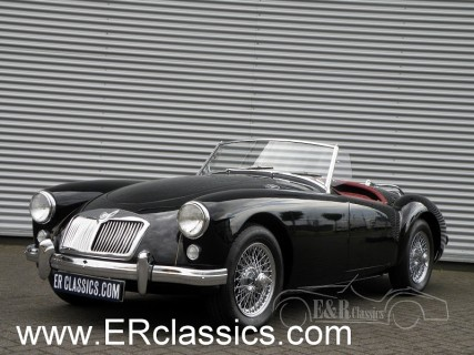 MG 1958 for sale