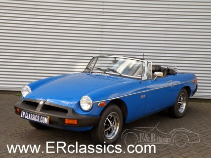 MG 1979 for sale
