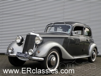 Mercedes 1950 for sale