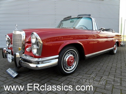 Mercedes 1962 for sale