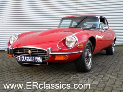 Jaguar E-Type 1973 for sale