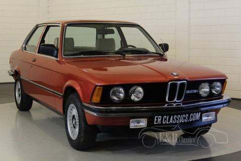BMW 323i coupe E21 1981 for sale